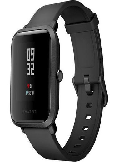 Xiaomi Amazfit Bip Bluetooth Nabız GPS Akıllı Saat - Global Versiyon Siyah